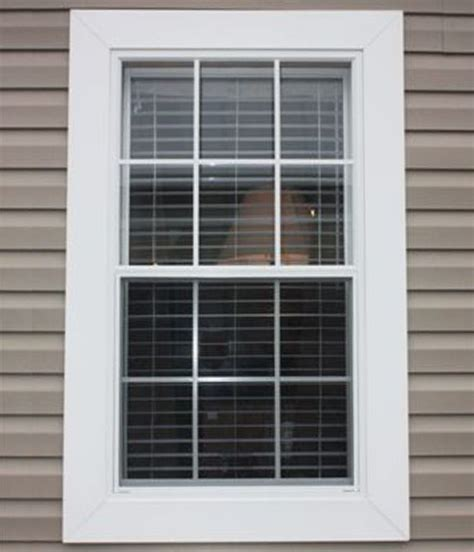 Vinyl Exterior Door Trim Impressive Window Exterior Trim 4 Exterior Window Trim Options Exterior Paint Pinterest