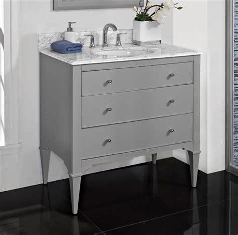 light grey bathroom vanity charlottesville 36 quot vanity light gray fairmont designs