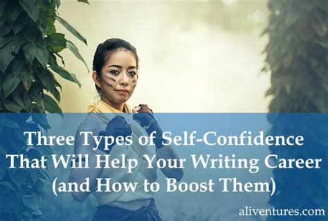 How To Improve Self Confidence Essay by Aliventures Master The Craft And Business Of Writing