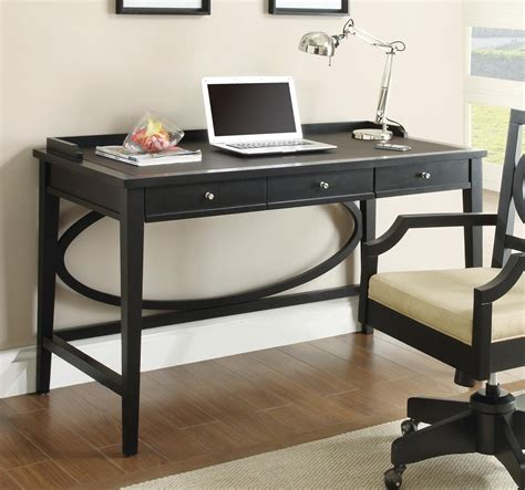 caign desk with hutch small black writing desk small black writing desk
