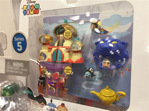 Aladdin Genie Lamp Toy by Toy Fair 2017 Jakks Pacific Tsum Tsum Beauty And The