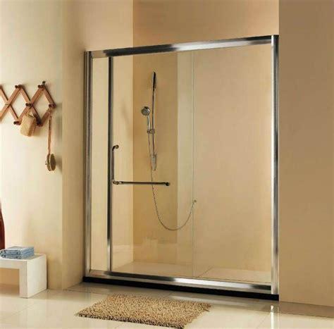 Frameless Sliding Glass Shower Doors Ideas Home Ideas Glass Shower Door Options