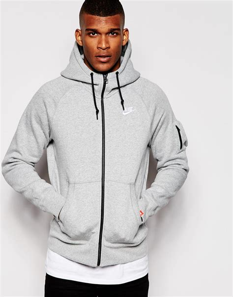 Jaket Sweater Hoodie Zipper Nike 90 Rightcollection image 1 of nike aw77 hoodie with arm pocket fashion arms