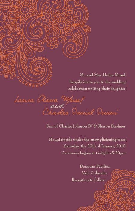 25 best ideas about indian invitations on pinterest