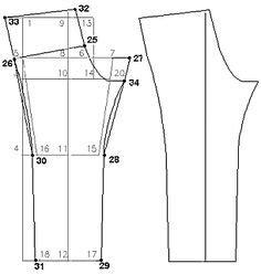 Pattern Drafting Theory | draft a mens shorts pattern short pattern shorts and