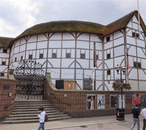shakespeare  globe theater  london england