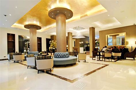 Contemporary Hotel Lobby   Chic and Contemporary Boutique