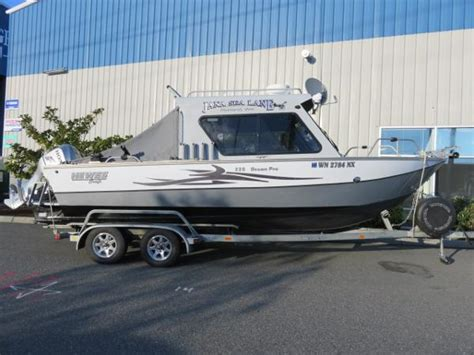 fishing boats for sale washington state saltwater fishing boats for sale in washington