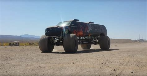 all monster truck videos the mother of all monster trucks is up for sale