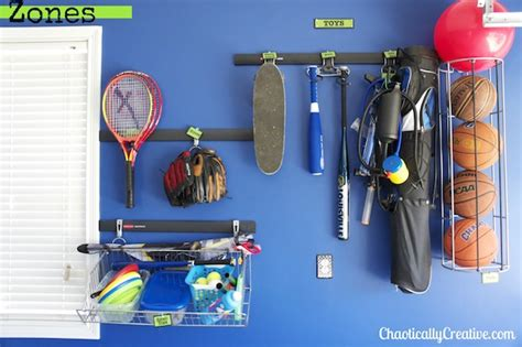 Garage Organization Zones Garage Organization Part 2 Chaotically Creative
