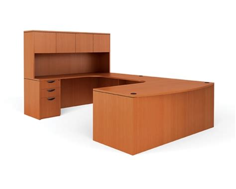 Office Furniture 2 Go by Offices To Go U Shaped Executive Bowfront Desk With