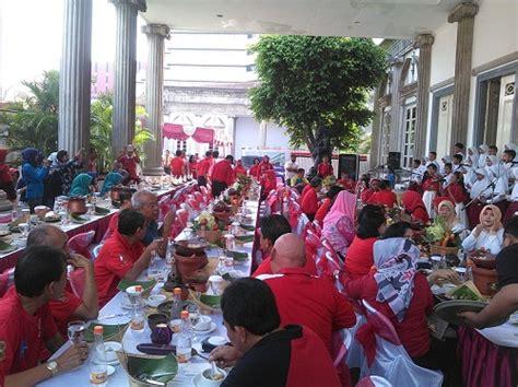 Lu Sorot Di Semarang peringati hari pangan pemkot semarang perkenalkan beras