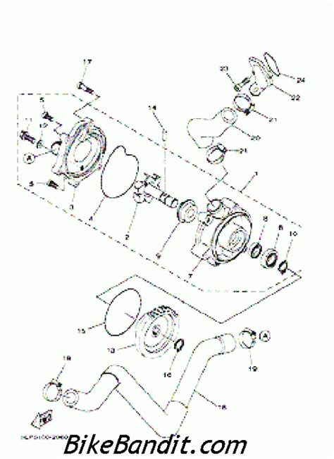 2001 yamaha raptor 660 wiring diagram wiring diagrams