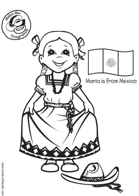 imagenes de octubre para dibujar dibujo para colorear mar 237 a con bandera mexicana img 5636