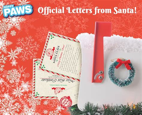 Official Letter From Santa 98 Best Images About Reindeer On
