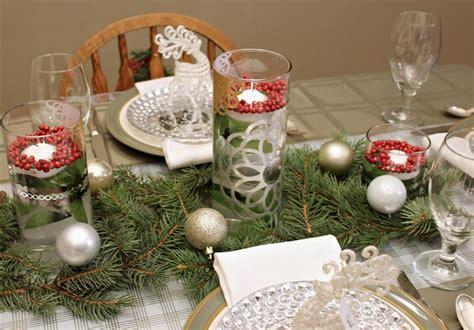 tischdeko weihnachten naturmaterialien tischdeko zu weihnachten selber machen 55 ideen