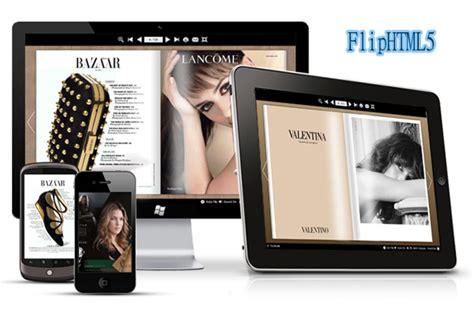 digital magazine the digital flipbook maker flip html5 mytechlogy