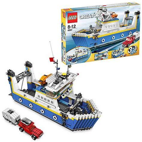ferry boat lego lego 4997 creator transport ferry lego lego