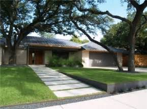 Modern Front Yard Landscaping Ideas Best 25 Modern Front Yard Ideas On Pinterest Large House Numbers Mid Century Landscaping And