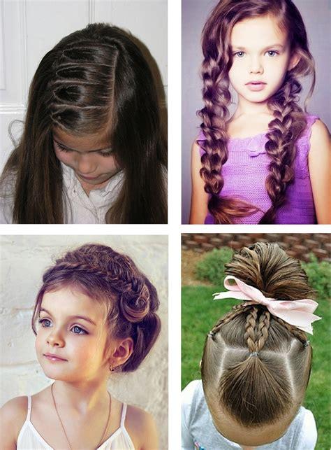 Coiffure Pour Enfant coiffures pour enfants