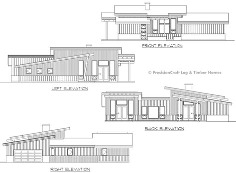 caribou log home floor plan by precision craft durango timber home floor plan