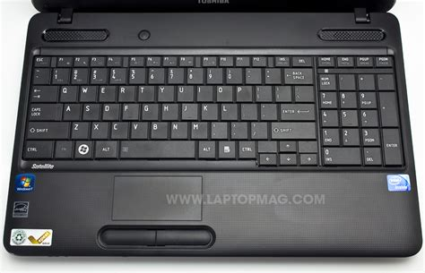 toshiba satellite c655 s554 review notebook reviews