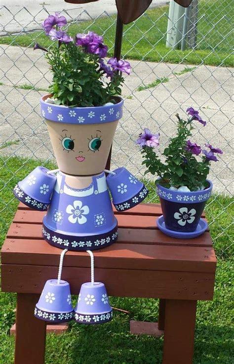 top 25 best flower pot people ideas on pinterest clay pot