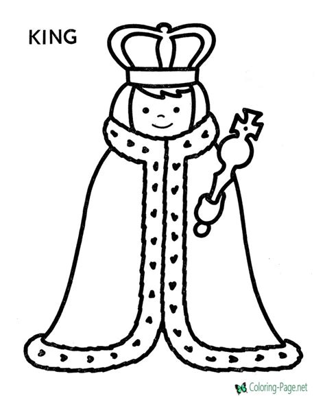 Preschool Coloring Pages Cing | preschool coloring pages king