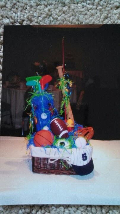 Baby Shower Sports Centerpieces by 89 Best Images About Sports Birthday Theme D On