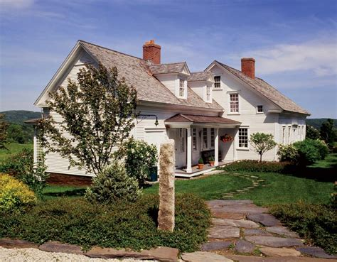 Vermont Farmhouse | vermont farmhouse restored old house online old house