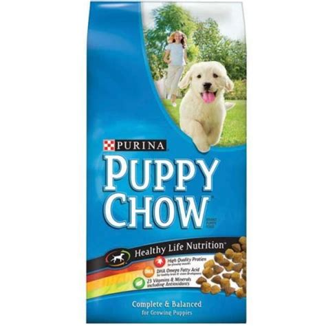 puppy chow food purina puppy chow original