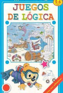 libro 365 juegos de lgica libro juegos de l 243 gica en pdf 5 y 6 a 241 os material educativo club