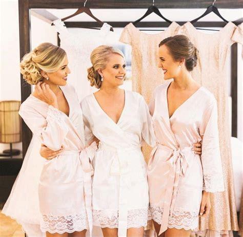 Best 25  Bridesmaid robes ideas on Pinterest   Bridal