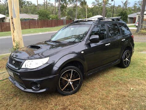 subaru xt premium 2010 subaru forester xt premium my10 car sales qld
