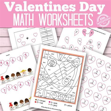 free printable valentine multiplication worksheets valentines day math worksheets free kids printables