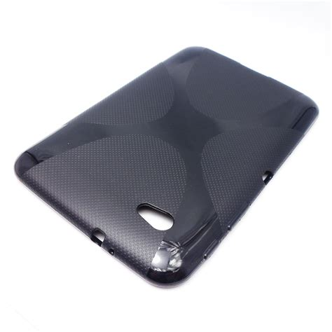 Samsung Tab 2 7 Plus P6200 x line gel back cover for samsung galaxy tab 2 7 0