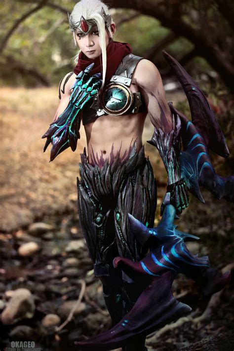 league of legend varus by okageo on deviantart