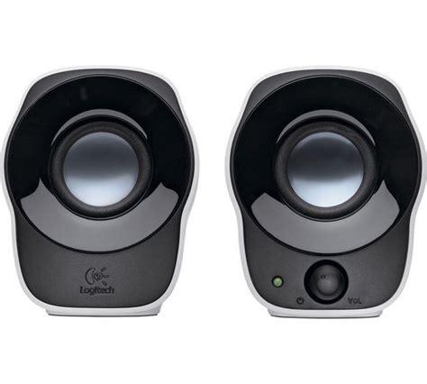 Speaker Z120 logitech z120 2 0 speakers logitech speakers ideal for boosting the power ebay