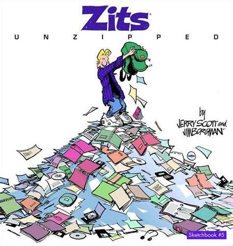 zits sketchbook zits 5 zits unzipped zits sketchbook 5