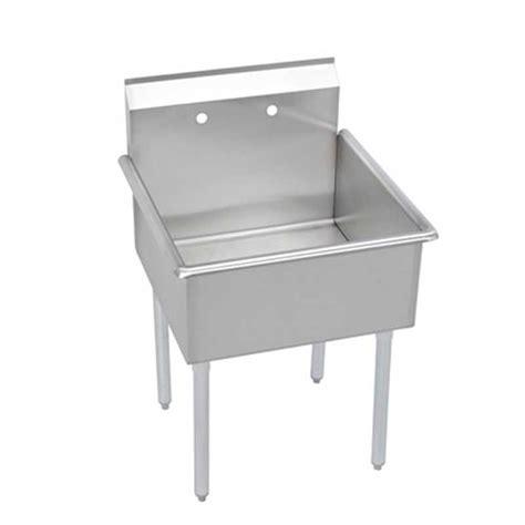 Elkay Utility Sinks b1c18x18x utility sinks elkay foodservice