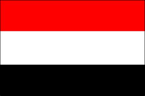 Flags Of The World Red White Black | cia the world factbook 2002 flag of yemen