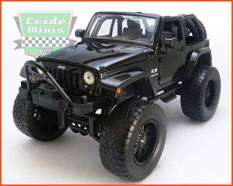 does jeep wrangler ride smoothly miniaturas cride minis