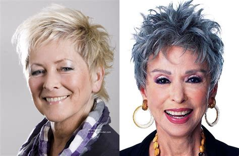 short haircuts for older women 2018 2019 short pixie haircut and hairstyles for older women for
