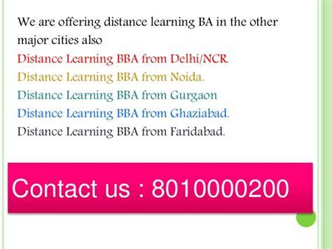 Distance Mba In Faridabad by 8010000200 Distance Learning Ba Urdu In Noida