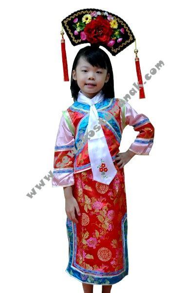 Baju Kostum Negara kostum negara cina kostum putri huanzu sewa kostum