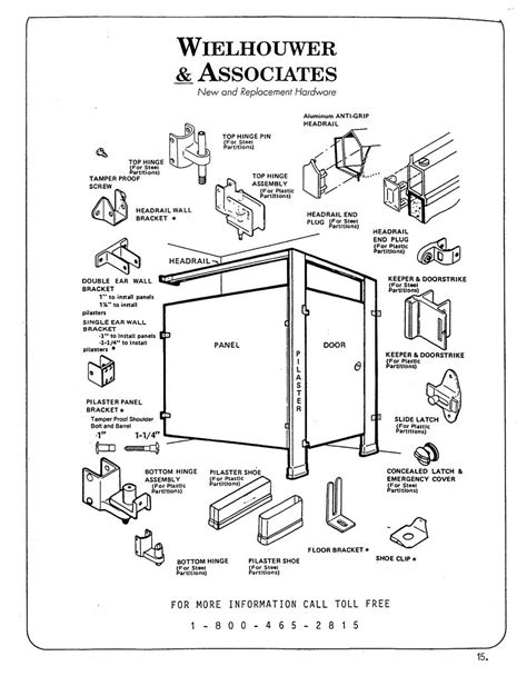 Awesome Bathroom Partition Door Hinges #7: Page15.jpg