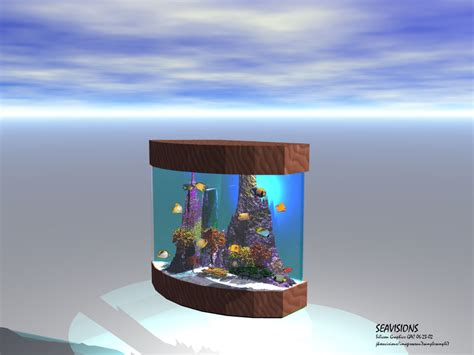 aquarium design and engineering design services
