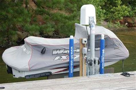 boat hoist usa boat lifts gt pwc lifts gt bh 360 salt water pwc lift bh usa