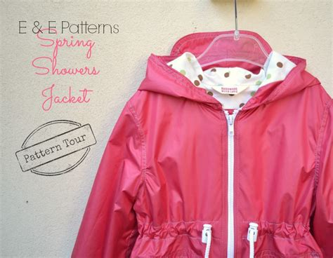 Jaket Five C Nel Elegance pattern tour showers jacket by elegance