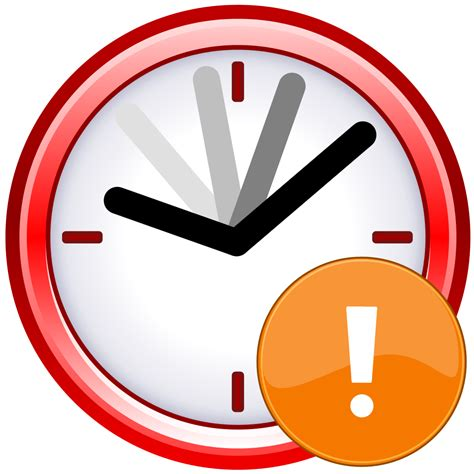 Creative Clocks by File Out Of Date Clock Icon Svg Wikimedia Commons